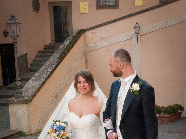 Il matrimonio di Alessandro e Laura a Grottaferrata, Roma 50