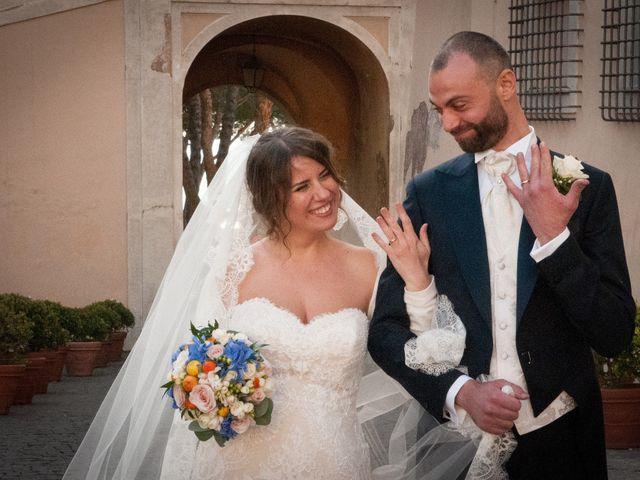 Il matrimonio di Alessandro e Laura a Grottaferrata, Roma 51