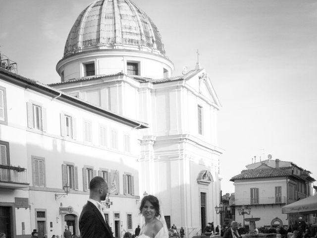 Il matrimonio di Alessandro e Laura a Grottaferrata, Roma 52