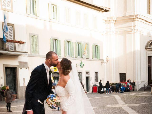 Il matrimonio di Alessandro e Laura a Grottaferrata, Roma 53