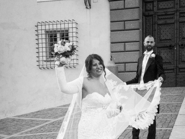 Il matrimonio di Alessandro e Laura a Grottaferrata, Roma 54