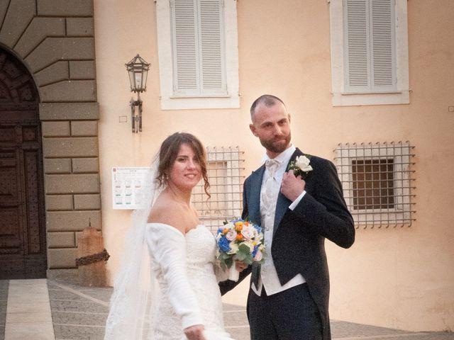 Il matrimonio di Alessandro e Laura a Grottaferrata, Roma 55