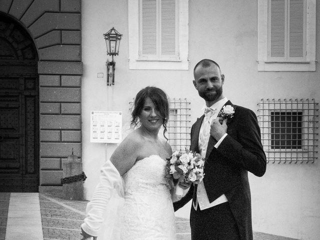 Il matrimonio di Alessandro e Laura a Grottaferrata, Roma 57