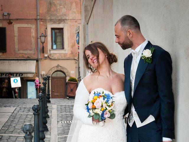 Il matrimonio di Alessandro e Laura a Grottaferrata, Roma 58