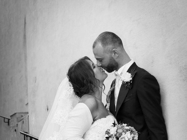 Il matrimonio di Alessandro e Laura a Grottaferrata, Roma 59