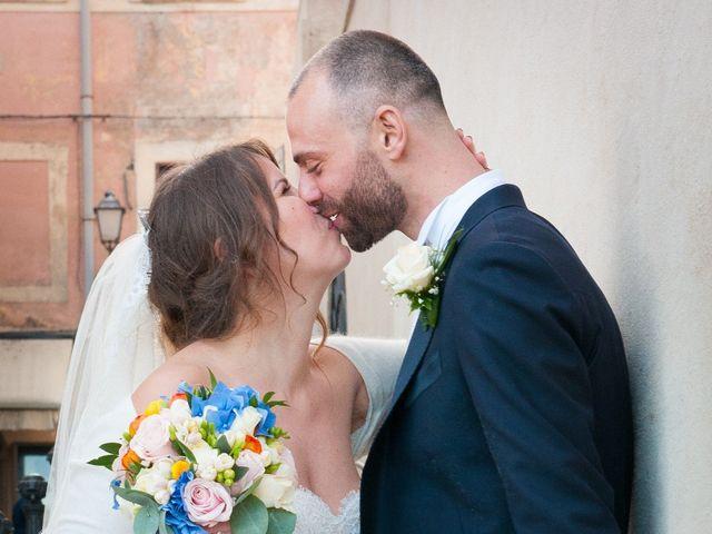 Il matrimonio di Alessandro e Laura a Grottaferrata, Roma 60
