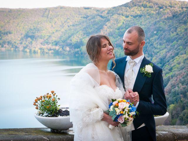 Il matrimonio di Alessandro e Laura a Grottaferrata, Roma 61