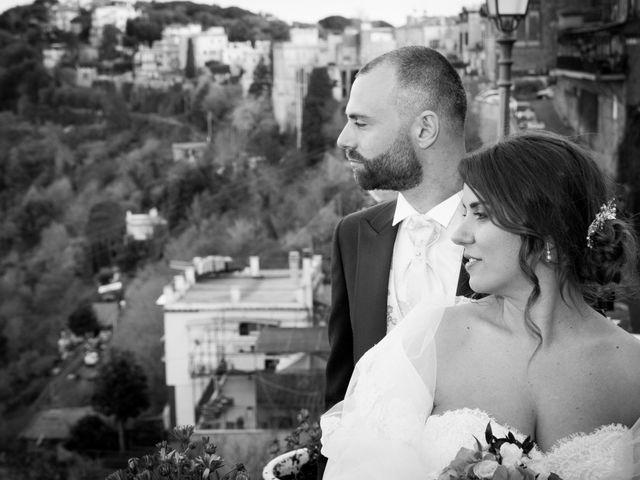 Il matrimonio di Alessandro e Laura a Grottaferrata, Roma 63