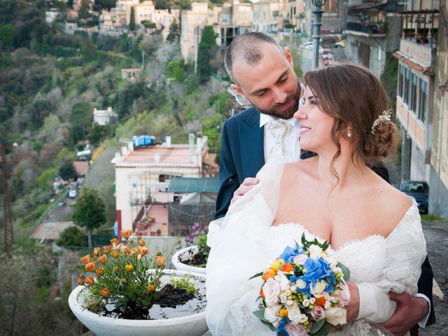 Il matrimonio di Alessandro e Laura a Grottaferrata, Roma 64