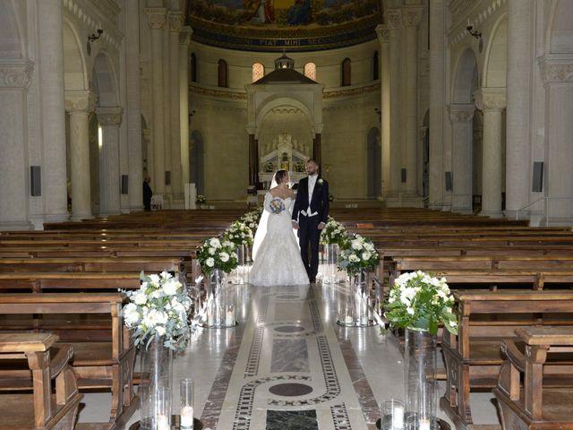 Il matrimonio di Alessandro e Laura a Grottaferrata, Roma 69