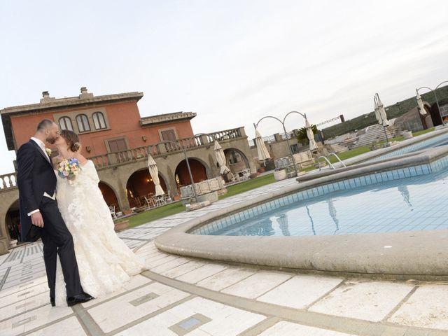 Il matrimonio di Alessandro e Laura a Grottaferrata, Roma 72