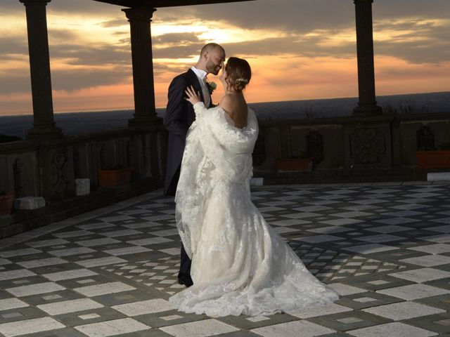 Il matrimonio di Alessandro e Laura a Grottaferrata, Roma 75