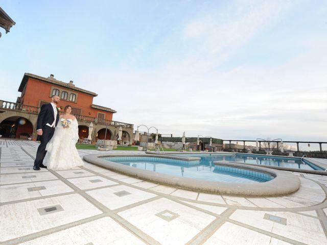 Il matrimonio di Alessandro e Laura a Grottaferrata, Roma 76