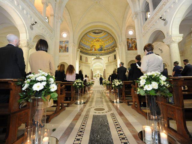 Il matrimonio di Alessandro e Laura a Grottaferrata, Roma 77