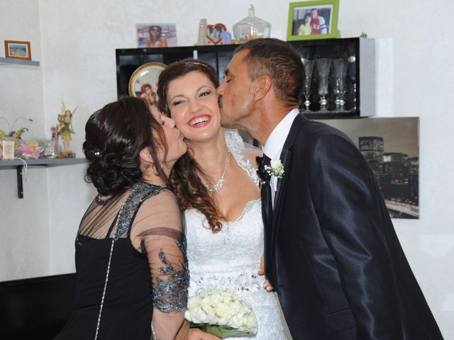 Il matrimonio di Ariton Elena e Angelo Licciardello a Catania, Catania 6