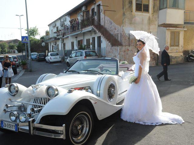 Il matrimonio di Ariton Elena e Angelo Licciardello a Catania, Catania 7