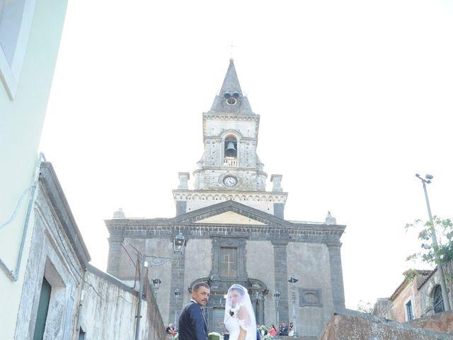 Il matrimonio di Ariton Elena e Angelo Licciardello a Catania, Catania 8