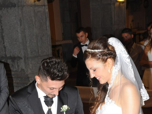 Il matrimonio di Ariton Elena e Angelo Licciardello a Catania, Catania 9