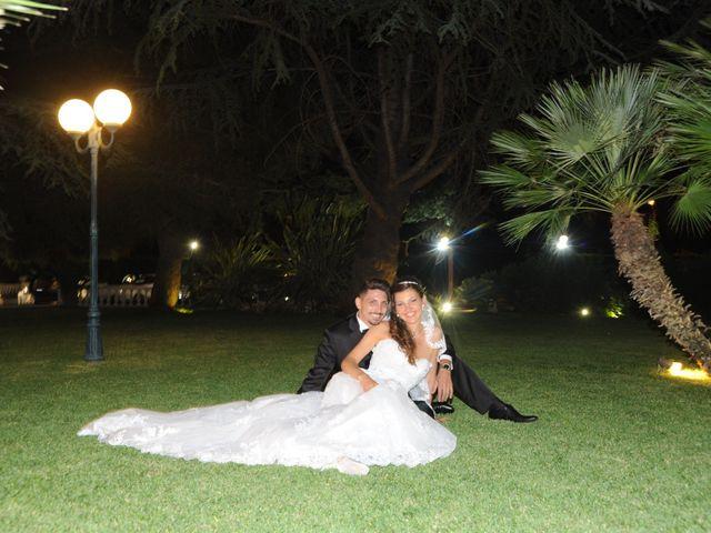 Il matrimonio di Ariton Elena e Angelo Licciardello a Catania, Catania 11