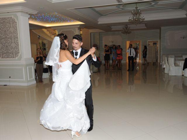 Il matrimonio di Ariton Elena e Angelo Licciardello a Catania, Catania 12