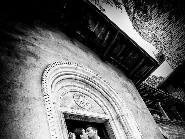 Il matrimonio di Nicola e Letizia a Trescore Balneario, Bergamo 3