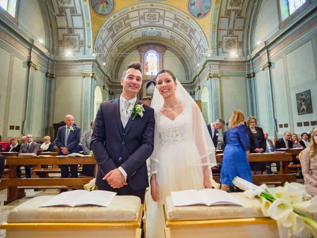 Il matrimonio di Nicola e Letizia a Trescore Balneario, Bergamo 34
