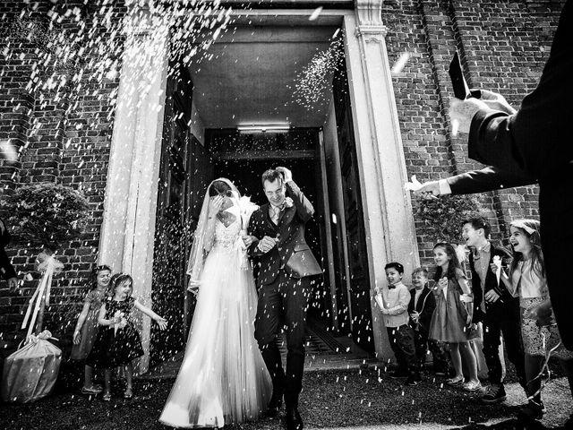 Il matrimonio di Nicola e Letizia a Trescore Balneario, Bergamo 37
