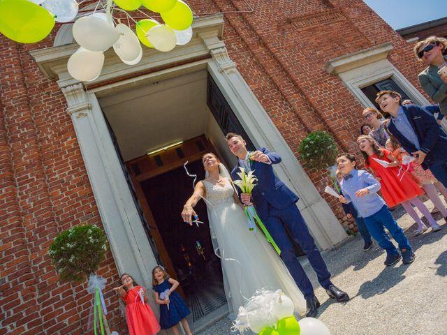 Il matrimonio di Nicola e Letizia a Trescore Balneario, Bergamo 39