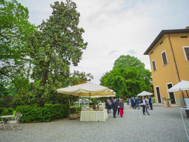 Il matrimonio di Nicola e Letizia a Trescore Balneario, Bergamo 46
