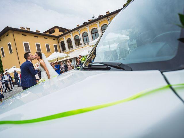 Il matrimonio di Nicola e Letizia a Trescore Balneario, Bergamo 50