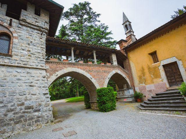Il matrimonio di Nicola e Letizia a Trescore Balneario, Bergamo 51