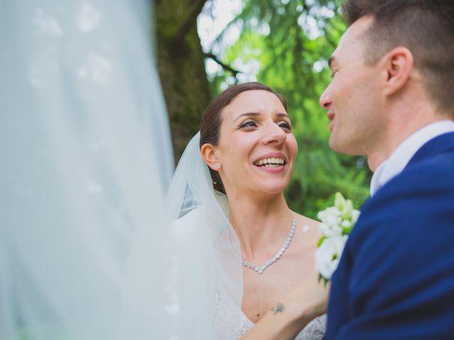 Il matrimonio di Nicola e Letizia a Trescore Balneario, Bergamo 56