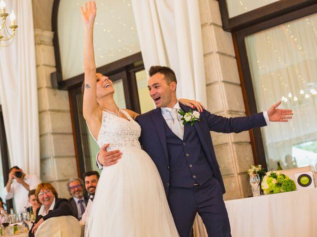 Il matrimonio di Nicola e Letizia a Trescore Balneario, Bergamo 58