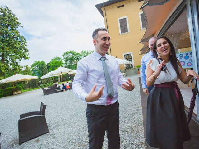 Il matrimonio di Nicola e Letizia a Trescore Balneario, Bergamo 67