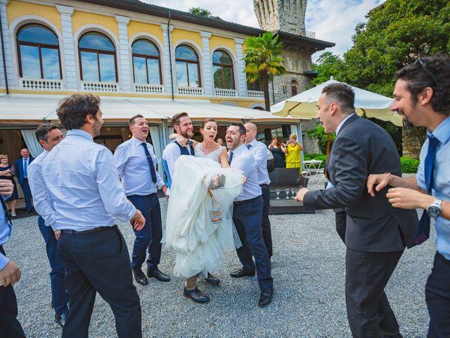 Il matrimonio di Nicola e Letizia a Trescore Balneario, Bergamo 71