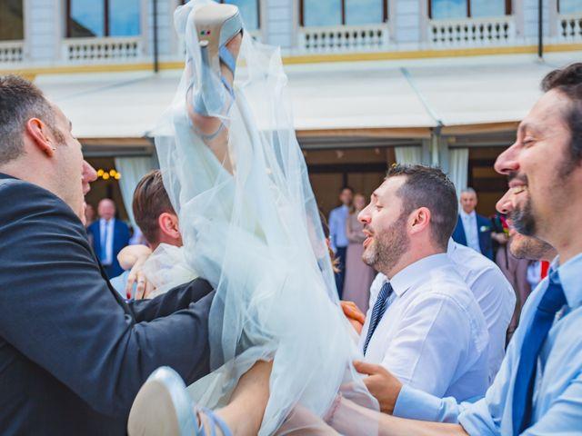 Il matrimonio di Nicola e Letizia a Trescore Balneario, Bergamo 72