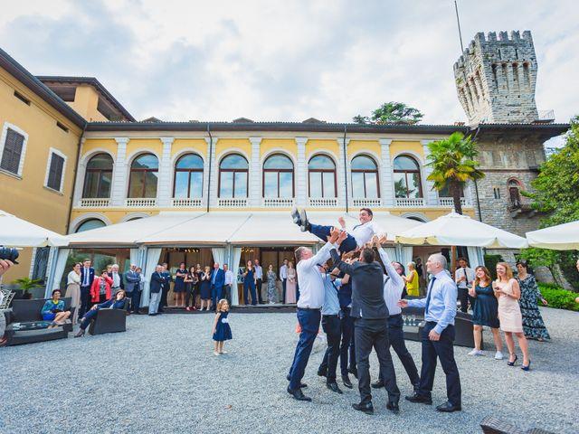Il matrimonio di Nicola e Letizia a Trescore Balneario, Bergamo 73