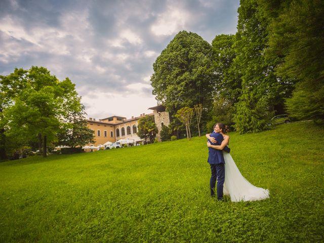 Il matrimonio di Nicola e Letizia a Trescore Balneario, Bergamo 75