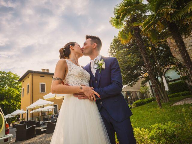 Il matrimonio di Nicola e Letizia a Trescore Balneario, Bergamo 76