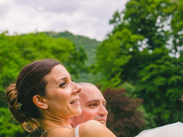 Il matrimonio di Nicola e Letizia a Trescore Balneario, Bergamo 83