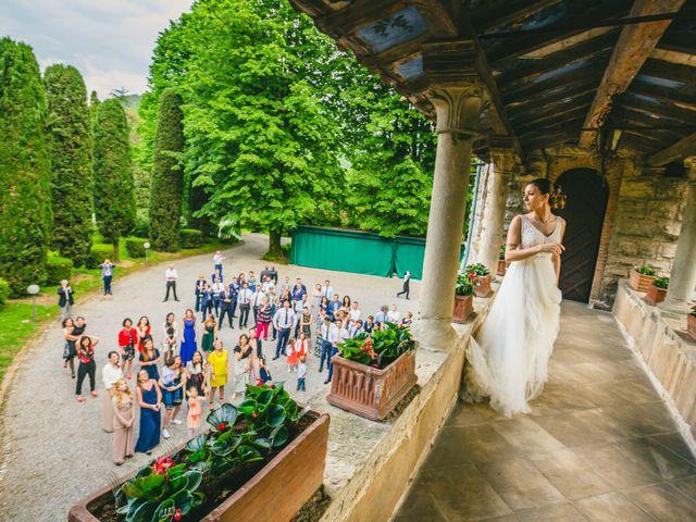 Il matrimonio di Nicola e Letizia a Trescore Balneario, Bergamo 85