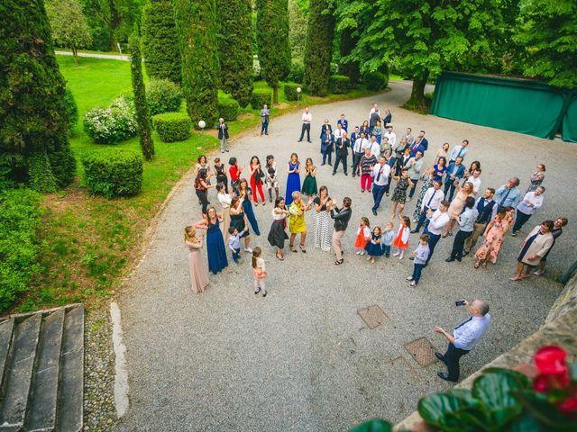 Il matrimonio di Nicola e Letizia a Trescore Balneario, Bergamo 86