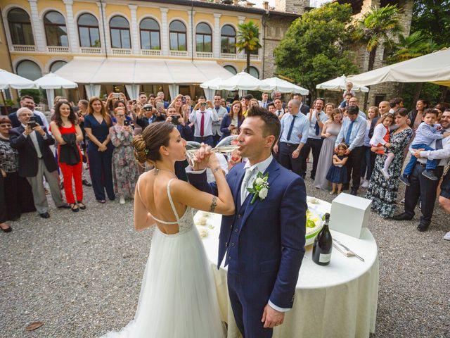 Il matrimonio di Nicola e Letizia a Trescore Balneario, Bergamo 90