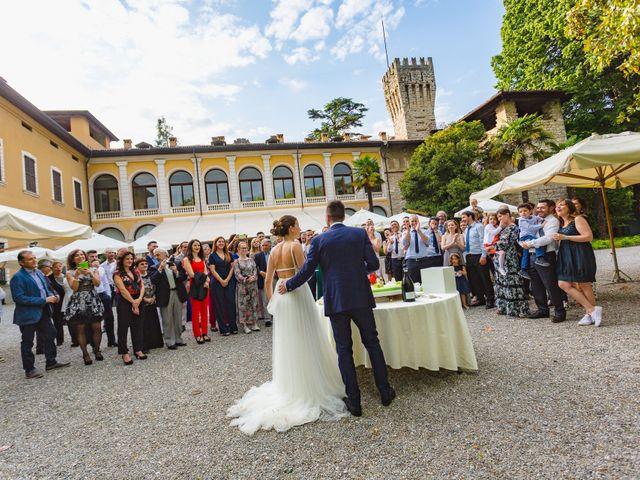 Il matrimonio di Nicola e Letizia a Trescore Balneario, Bergamo 91