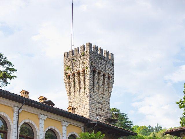 Il matrimonio di Nicola e Letizia a Trescore Balneario, Bergamo 95