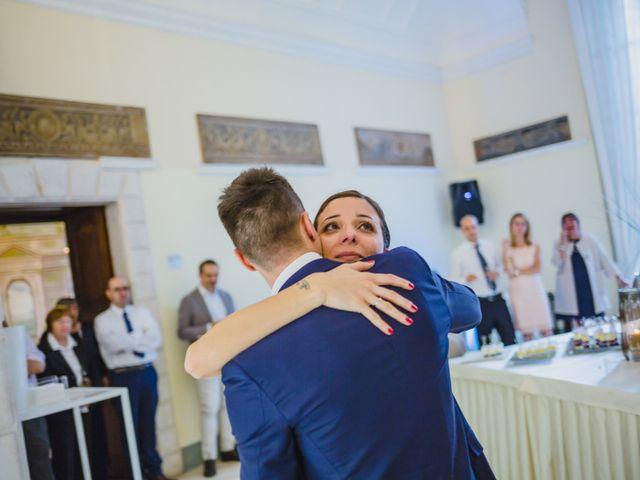 Il matrimonio di Nicola e Letizia a Trescore Balneario, Bergamo 99
