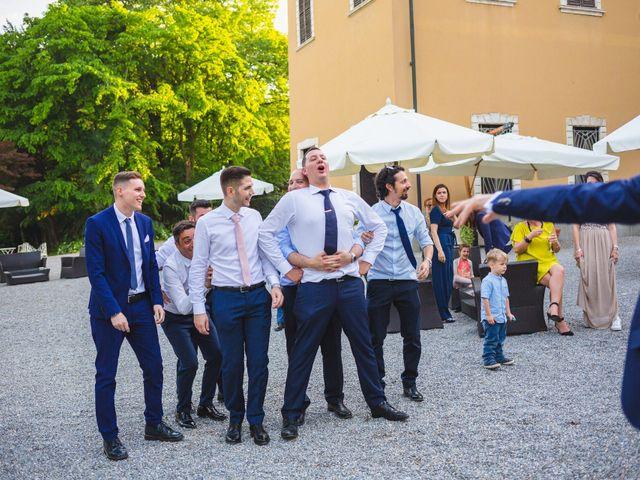 Il matrimonio di Nicola e Letizia a Trescore Balneario, Bergamo 103