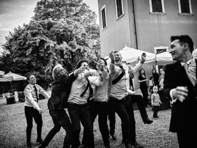 Il matrimonio di Nicola e Letizia a Trescore Balneario, Bergamo 104