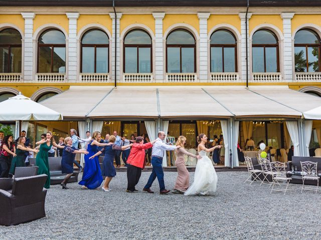 Il matrimonio di Nicola e Letizia a Trescore Balneario, Bergamo 108