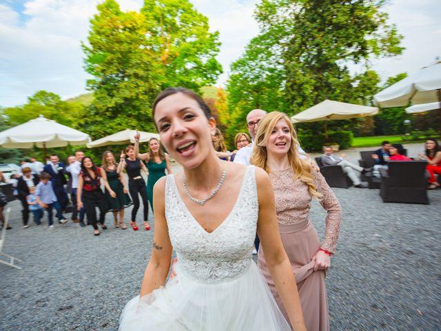 Il matrimonio di Nicola e Letizia a Trescore Balneario, Bergamo 111